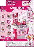 Kind-kleine Chef-Küche-Spielwaren