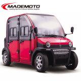 Coche eléctrico directo de la venta 60V 4kw de la fábrica con 4 puertas
