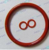 De beste Hittebestendigheid 70d NBR Rubber O Ring Made van Customized Colorful van de O-ring in Aeromat