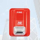 Ricevitore acustico indirizzabile dello stroboscopio del fuoco dell'allarme di Aw-D106 Asenware