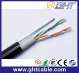 Telekommunikations-Kabel 2 des Paare Telefonkabel-Cat3