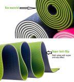 TPE-Yoga-Matten-Großverkauf kundenspezifische Eco freundliche Matten