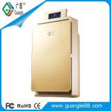 Purificador de aire del ozono del ion del hogar de la manera del diseño de la manera con la pantalla inteligente del LED