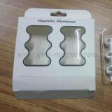 De magnetische Sluitingen van de Schoen van Schoenveters Magnetische
