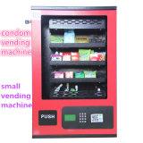 De kleine Automaten van de Sigaret Voor Ingepakte Snacks en Condomen