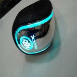 LED Universal Shift Gear Knob com logotipo do carro