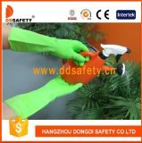 Ddsafety 2017 Green Latex Household Gloves