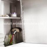 ほとんどの普及したステンレス鋼の家具の浴室アクセサリミラーのキャビネット7001