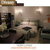 Lebendes Qualitäts-Zwilling-Bett ausgießen