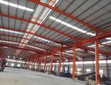Entrepôt d'atelier de niveau élevé et matériau de construction en acier d'acier