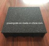 Glasvezel Gevormde Grating FRP met 3mm Geknarste Plaat