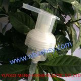 Бутылка пластичной пены с пенясь насосом для шампуня