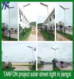 уличный свет все 8W -100W солнечный СИД в одной конструкции