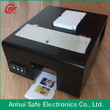 Selbstdrucker für Belüftung-Karte und DES CD/DVD Drucken-2card Tellersegment und Tellersegment 2CD