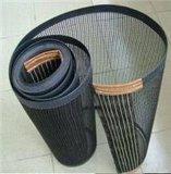 Banda transportadora del acoplamiento de sequía revestido de la fibra de vidrio de PTFE