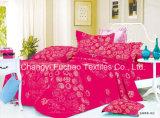Reeks van het Beddegoed van de Dekking van Koningin Size Polyester Custom Print Dekbed van het Huis van China Suppiler de Textiel Kleurrijke Goedkope