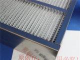 99.99% Filtre à air de Resistants HEPA de température élevée de papier en verre de fibre