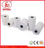 roulis de papier thermosensible d'usine de 80mm Chine à vendre