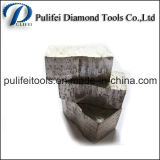 Этап сляба гранита резца диаманта конкретный для автомата для резки Masonry