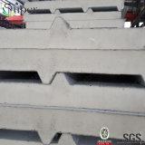 Comitato di parete del panino dell'unità di elaborazione del metallo del materiale da costruzione per il magazzino