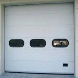 Mini entrepôt soulevant la porte supplémentaire