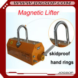 elevatore magnetico permanente manuale della gru con magnete 500kg