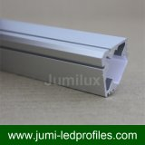 Perfil de aluminio de forma de V del LED para la cinta del LED