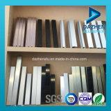 La poudre anodisée a enduit le profil de l'aluminium 6063 des prix de vente directe d'usine