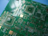 GPS 기록 장치에 있는 녹색 가면을%s 가진 BGA PCB 제조 Fr 4