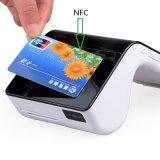 NFC Android POS Terminal avec 7 pouces écran tactile 4G avec Thermal Pinter et 2D Barcode Scanner