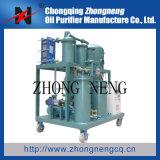 Alto Vácuo Máquina de óleo lubrificante purificador de óleo hidráulico, Gear Oil e óleo lubrificante