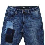 Qualitäts-Männer Schnee Knit Jeans (MY-006)