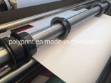 La buena calidad de papel / película / no tejido de corte longitudinal de la máquina cortadora
