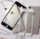 3D Volledige Omvatte Zachte Frame Aangemaakte Beschermer van het Scherm van het Glas TPU voor iPhone7/iPhone7 plus