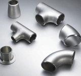 Roestvrije Steel Seamless Het T-stuk van de Montage van de buis en van de Pijp