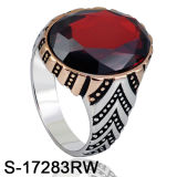 De nieuwe Model Zilveren Ringen van de Mensen van Juwelen