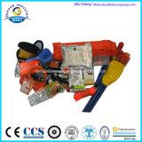 Liferaft человека Aor-50 Раскрывать-Реверзибельный раздувной с сертификатом CE