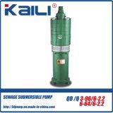 Bombas de água submergíveis elétricas de vários estágios de QD&Q (com 3 impulsores)