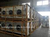 Refrigerador de ar evaporativo das aletas de alumínio da câmara de ar de cobre