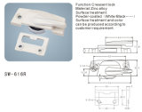 Fechamento crescente para os acessórios do indicador e da ferragem da porta (SW-616R)