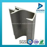 O perfil de alumínio bem parecido do gabinete de cozinha da alta qualidade com pó anodizado revestiu