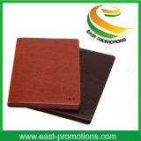El cuaderno promocional con recicla el papel