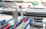 Máquina de la fabricación de cajas de los cosméticos del PVC de los PP del animal doméstico (parte inferior del rectángulo bloqueada)