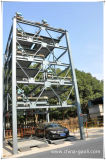 Gaoli Car Auto Parking Equipment Multi-Floor Puzzle Parking Series