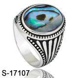 Anel de prata da jóia 925 da forma do modelo novo para homens