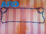 OEM Hisaka van Ard de Pakking Rx10A Rx13A Rx11A van de Uitwisseling van de Hitte van de Plaat