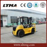 Carretilla elevadora hidráulica diesel de China 5-7t para la venta