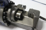 Hand Hydraulische Elektrische Scherpe Machine rc-32 van het Staal