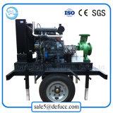 Fabricante horizontal de la bomba centrífuga de la succión del final del motor diesel