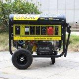 Bisonte (Cina) BS7500j (H) 6kw 6kVA una garanzia piccolo MOQ da 1 anno digiunano piccolo generatore elettrico di consegna con il silenziatore